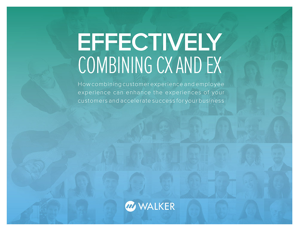 Effectively Combining CX and EX